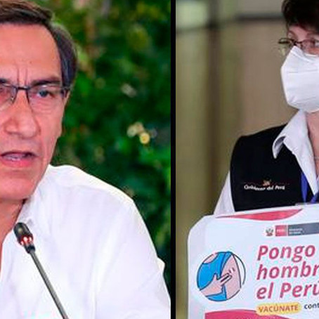 Comisión Permanente revisará los casos de Vizcarra el lunes 1 de Marzo