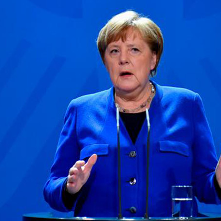 Alemania plantea alargar confinamiento por nuevas cepas