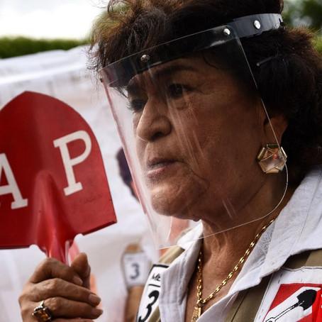 """Melita Ruiz: """"Quiero entregar mi última etapa de vida"""""""