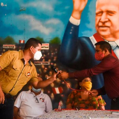 Virtual congresista Vergara asegura no apoyará a ningún candidato en segunda vuelta