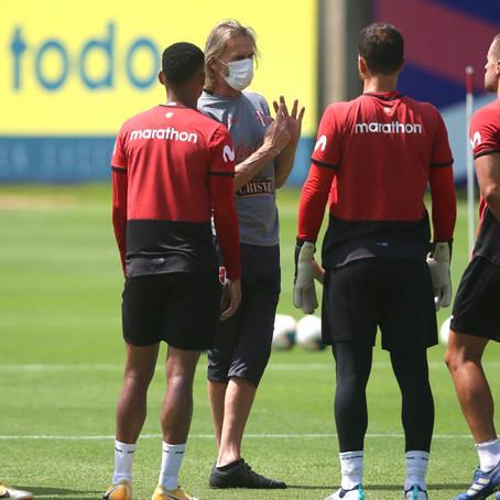 Selección peruana inicia segundo microciclo