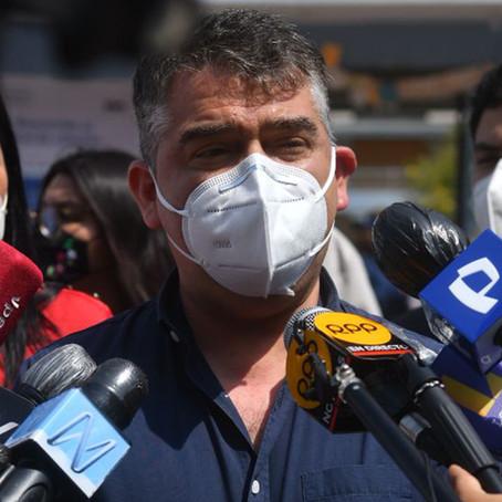 """Julio Guzmán : """"La inmunidad se acabó"""""""