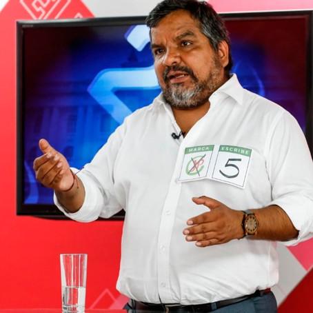 """Julio Arbizu sobre FP: """"No hay defensa del voto, hay el intento de robar votos del contrincante"""""""