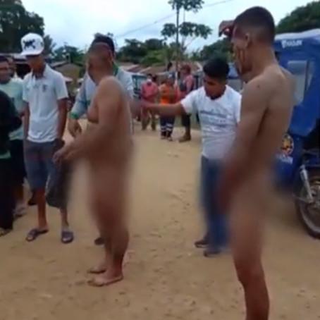 Serenazgo de Manantay permitió que dos delincuentes huyeran luego de cometer triple asalto