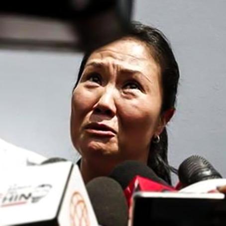 Fuerza Popular pide anular cierre de investigación hecho por la Fiscalía