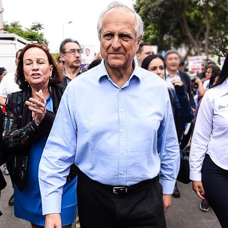 Declaran improcedente pedido de Perú Nación para inscripción de lista presidencial