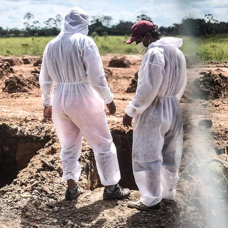 Cadáveres del cementerio COVID serán trasladados al cementerio general de Pucallpa