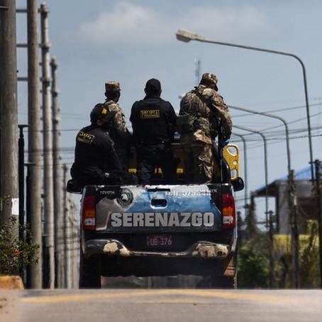 Mil policías en las calles por Semana Santa