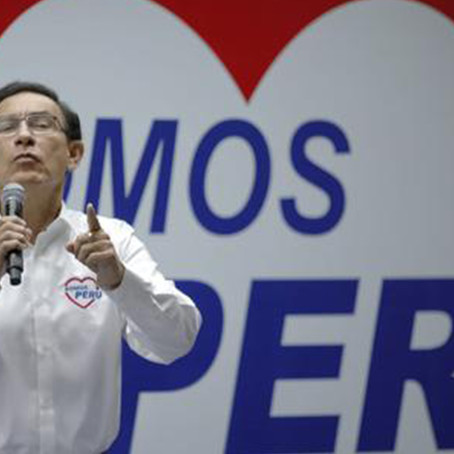 Martin Vizcarra continúa en contienda electoral, JEE admitió su candidatura