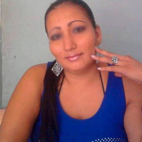 Victoria Esperanza,  salvadoreña asesinada por policías en Tulum