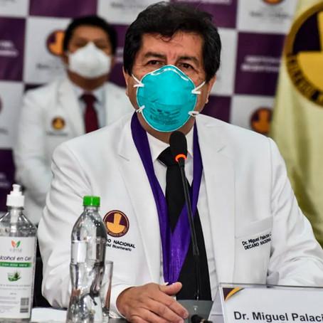 """Decano CMP: """"En 15 días de cuarentena se corta un 50% de transmisión del virus"""""""