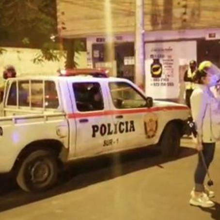 Repartidor venezolano fue asesinado a balazos en Lima