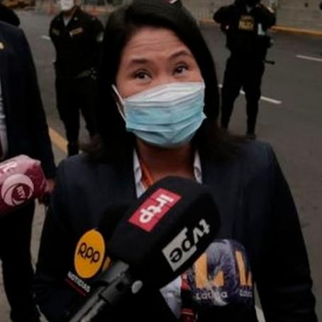 Keiko Fujimori: Bajo juramento, 36 miembros de mesa desmienten a la candidata de Fuerza Popular