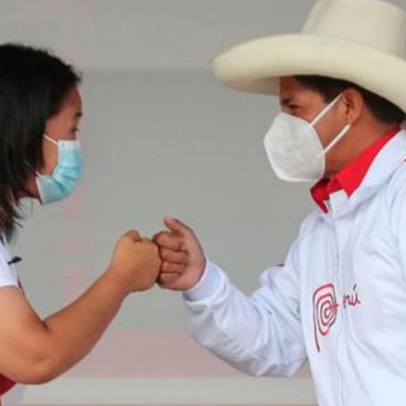 Datum: El 72% de la población peruano, ya tiene decidido su voto para la segunda vuelta