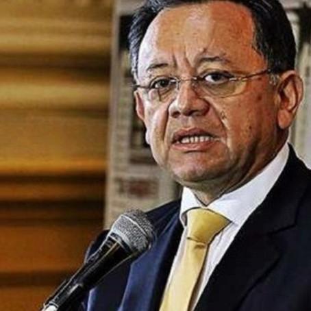 Edgar Alarcón confirma que trabajará como asesor en comisión