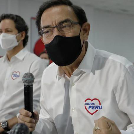 No procede exclusión de Martín Vizcarra por presunta omisión de información