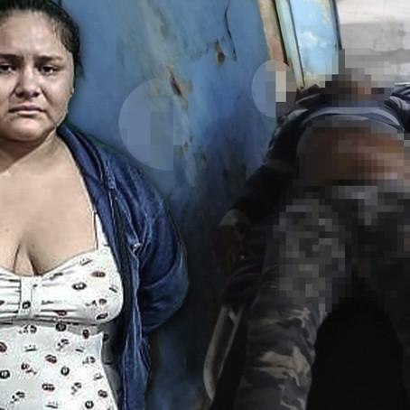 MUJER MATÓ A SU CONVIVIENTE DE UNA APUÑALADA EN EL CORAZÓN