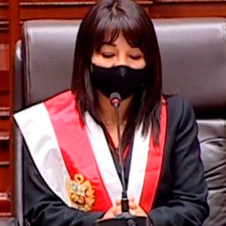 """Mirtha Vásquez: """"En este país, nadie debe gobernar para privilegiarse a sí mismo"""""""