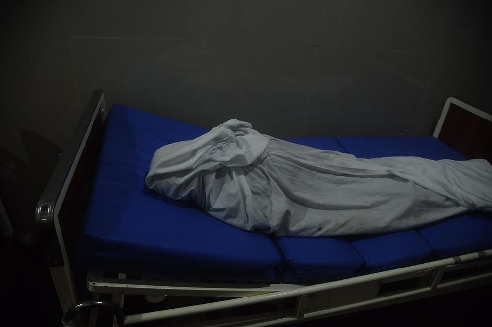 Muertes en Ucayali superan las 120 tan solo en lo que va de febrero. FOTO| Hildebrandt en sus trece/ Hugo Alejos.