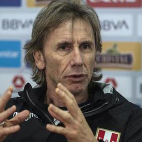 """Ricardo Gareca : """"Nunca pensé en abandonar a la selección peruana"""""""