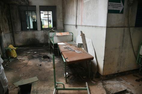 8 Ambiente del Hospital Regional de Puca
