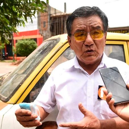 Exaprista va con el 4 por Fuerza Popular Candidato al congreso de la República