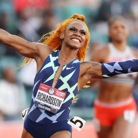 Estados Unidos: Retiran a atleta  por dar positivo a prueba de marihuana