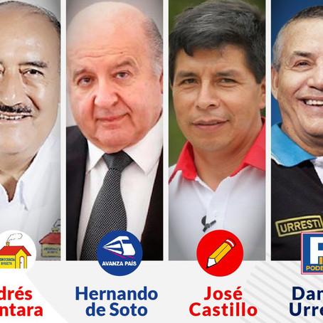 Elecciones 2021: Hoy continúa el debate presidencial 2021 del JNE