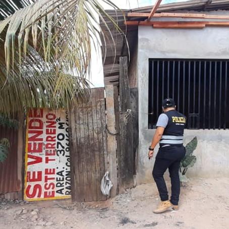 DEPROVE RECUPERA MOTO ROBADA Y CAPTURA A IMPLICADO EN ROBO