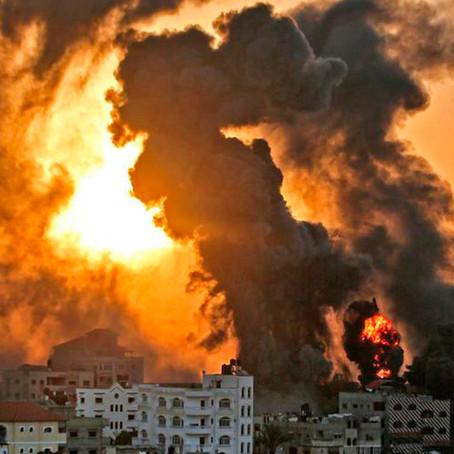 """Israel: Primer ministro afirma que """"responderá con fuerza"""" a ataques en Gaza"""