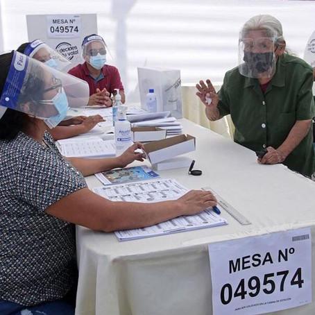 Elecciones 2021: Se plantea tener un nuevo horario de votación para los adultos mayores