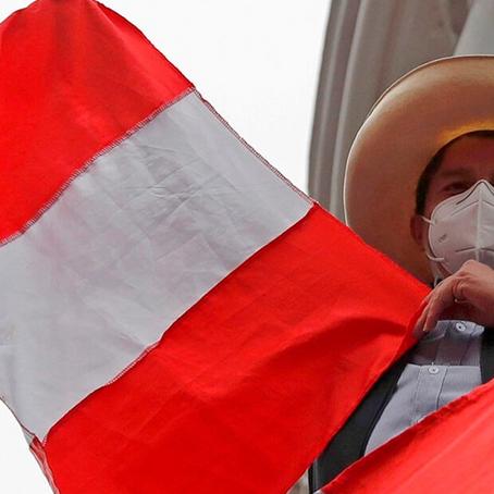 Pedro Castillo: El BID reitera su compromiso con el Perú tras la proclamación del nuevo presidente