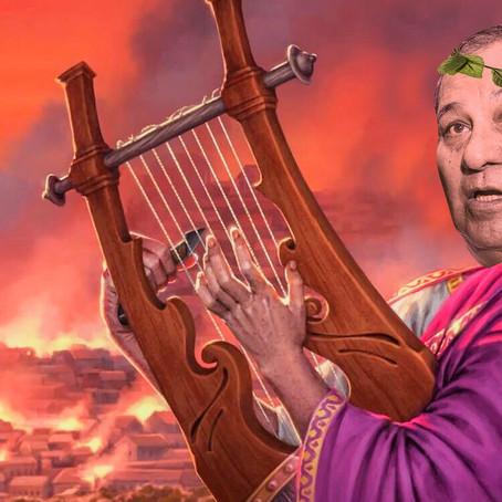 "Pepe ""Nerón"" Pérez, o el rey loco"