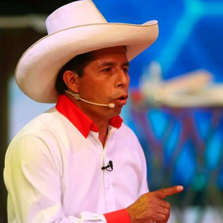"""Pedro Castillo: """"Los equipos técnicos son parte del pasado, de la repartija"""""""