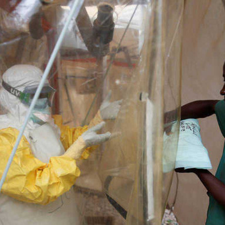 Guinea confirma epidemia de ébola