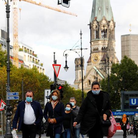 22 % de los nuevos contagios de coronavirus en Alemania se de deben a la variante británica