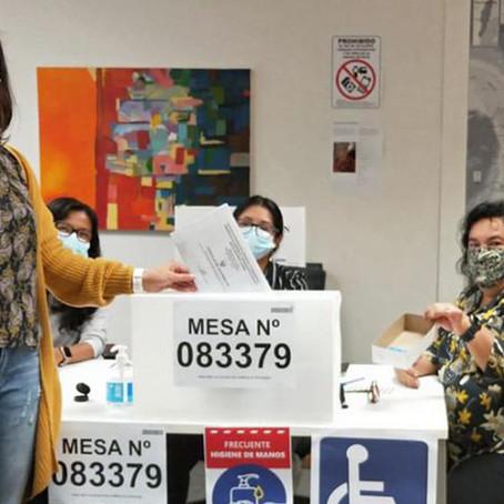 Segunda vuelta: Peruanos en Chile y Venezuela podrán votar