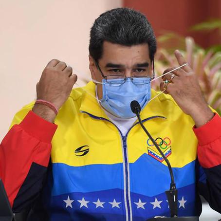 Maduro aprobó vacunación privilegiada para congreso venezolano