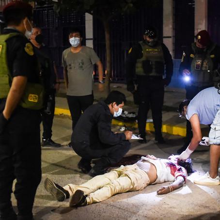 Accidente de Tránsito deja dos muertos y un herido