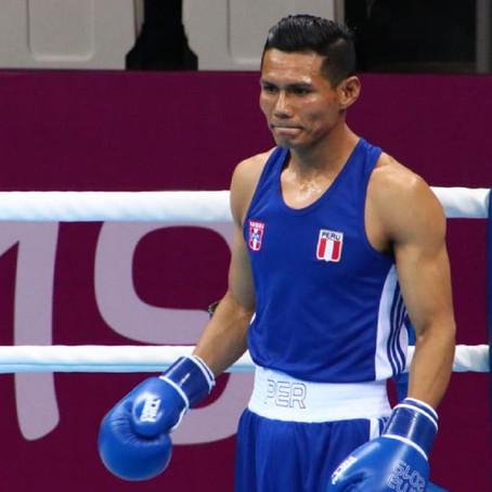 Boxeador peruano clasificó a los Juegos Olímpicos de Tokio 2020