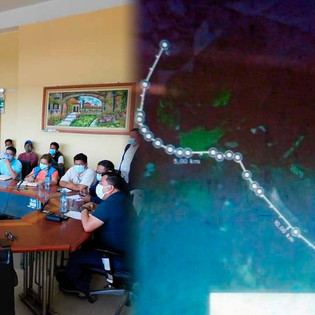 Plantean creación de corredor Nuevo San Juan - Santa Rosa de Masisea