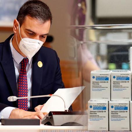 España: Más de 7 millones de dosis serán donadas a Latinoamérica