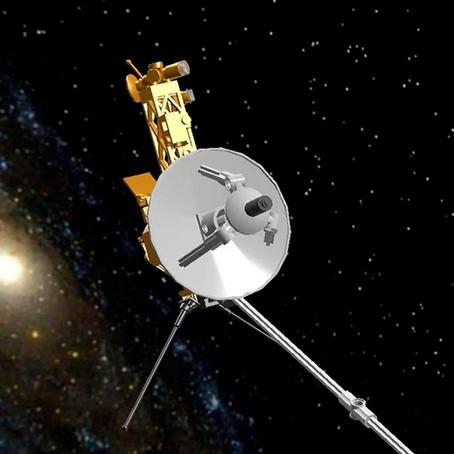 NASA: Nave espacial  capta un extraño zumbido fuera del sistema solar