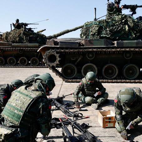 Taiwán reporta invasión de bombarderos y cazas chinos