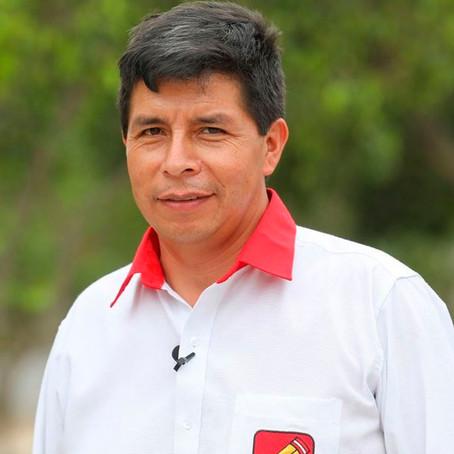"""Pedro Castillo: """"La lucha para salvar al país recién comienza"""""""