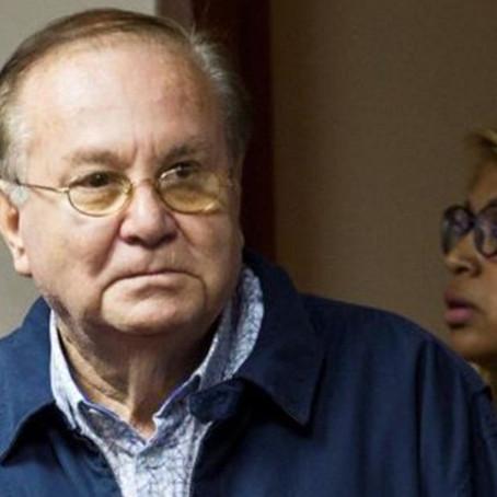 Este miércoles se verá el impedimento de salida a José Nava, hijo del exsecretario de Alan García