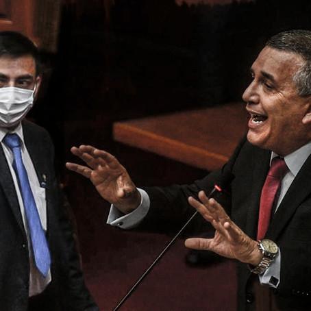 Cesar Gonzáles votará por Daniel Urresti