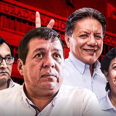 Cuatro candidatos al Congreso por Ucayali presentaron declaraciones juradas falseadas