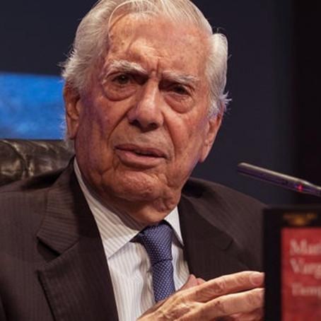 """Mario Vargas Llosa: """"Mientras el JNE no se pronuncie al respecto, no debe usarse la palabra fraude"""""""