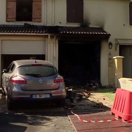 Francia: Hombre  violenta y quema viva a su expareja